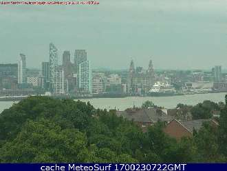 Webcam Liverpool