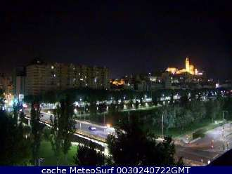 Webcam Lleida Pont Universitat
