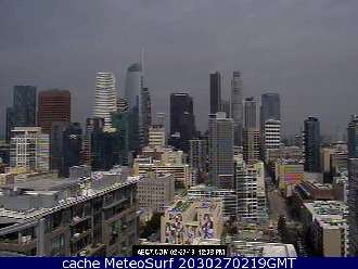Webcam Los Angeles