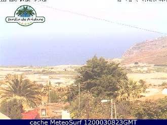 webcam puerto de santa cruz de la palma: