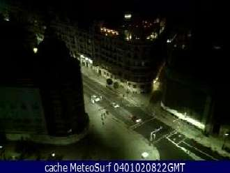 Webcam Madrid Calle Alcal�