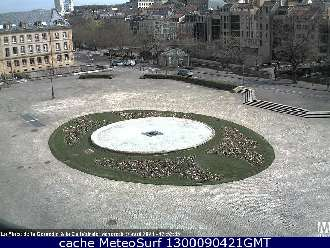 Webcam Saint Étienne de Metz