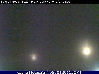 Webcam Miami South Beach