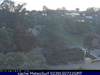 Webcam Mississipi University