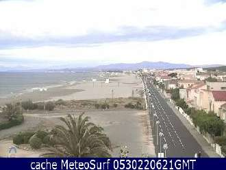 Webcam Narbonne Port
