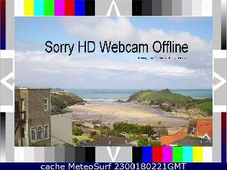 Webcam Newquay Great Western