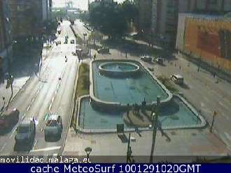 Webcam Paseo Antonio Machado