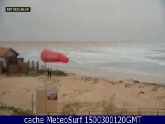 Webcam Peniche Praia do Cerro
