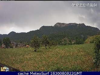 Webcam Ainsa Pirineo
