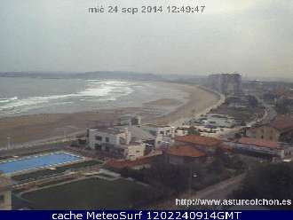 Webcam Playa de Salinas