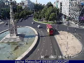 Webcam Plaza de Col�n