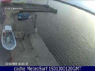 Webcam Primorsko Port
