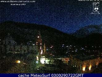 Webcam Real de Catorce Hotel