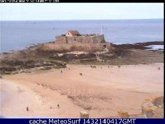 Webcam Saint Malo