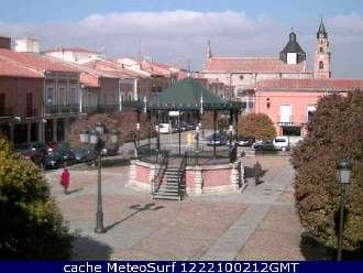 Webcam Salamanca Plaza De Espa�a