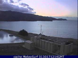 Webcam Isthmus Santa Catalina