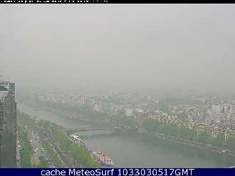 Webcam Seine Paris