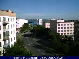 Webcam Severomorsk