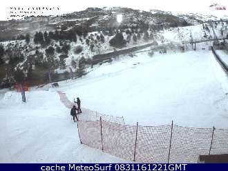 Webcam Sierra Nevada