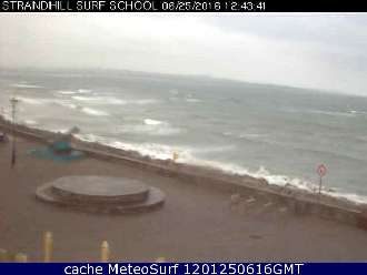 Webcam Strandhill Sligo