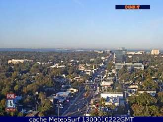 Webcam Tampa Skytower