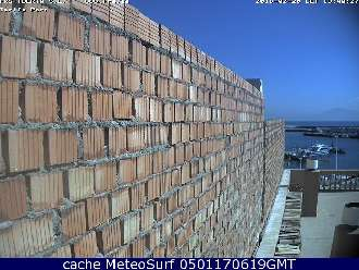 Webcam Puerto de Tarifa
