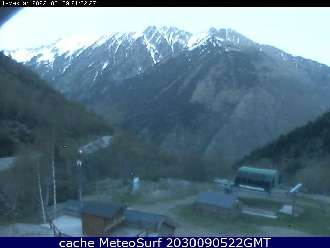 Webcam Tavascan Lladorre