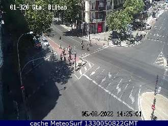 Webcam Madrid Trafico