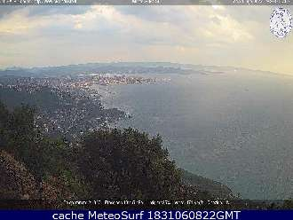 Webcam Trieste Panoramica