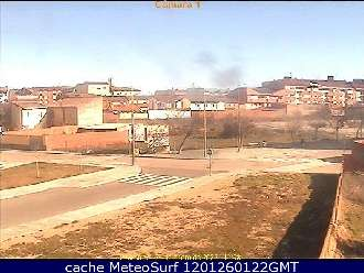 Webcam Valencia de Don Juan