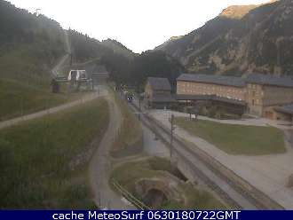 Webcam Vall de Nuria