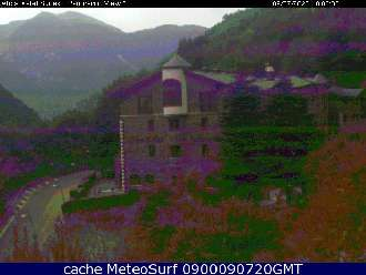 Webcam Vallnord Sispony La Massana