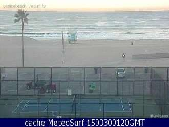 Webcam Venice Beach Area
