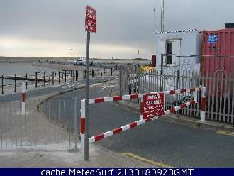 Webcam West Kirby Windsurf