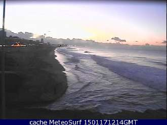 Webcam Will Rogers State Beach