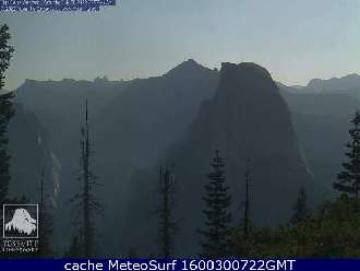 Webcam Yosemite Park