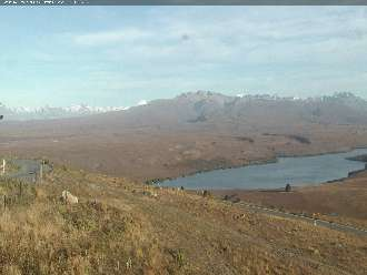 Webcam Lake Tekapo W