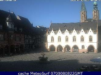 Webcam Goslar