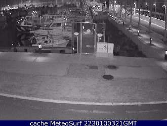 Webcam Tazacorte Muelle