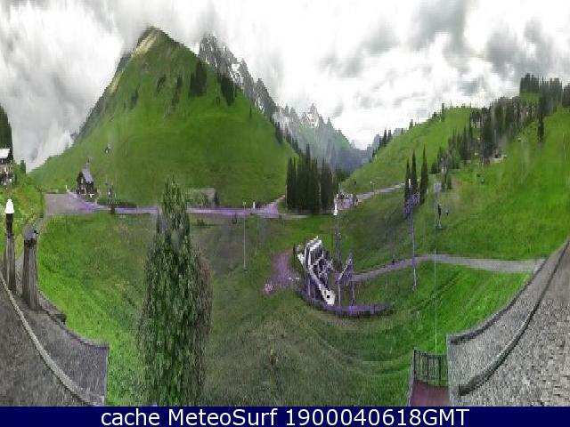 webcam Manigod Merdassier Haute Savoie