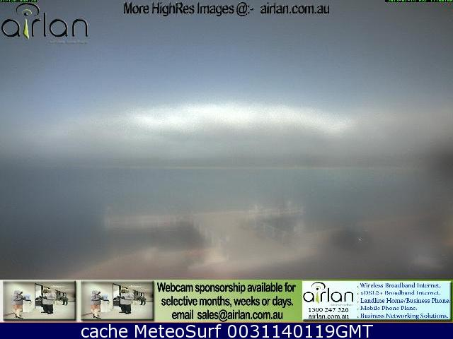 webcam Merimbula South-Eastern