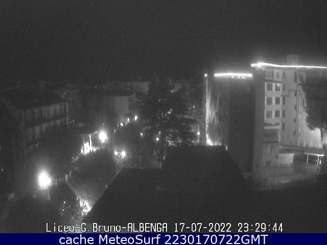 webcam Albenga Panoramica Savona