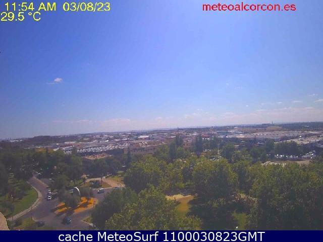 webcam Alcorcon Área metropolitana de Madrid