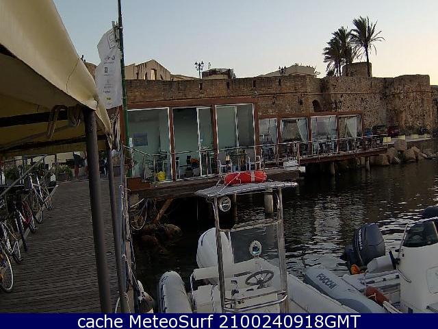 webcam Porto di Alghero Sassari