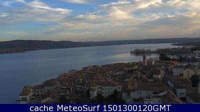 webcam Arona Lago Maggiore Novara