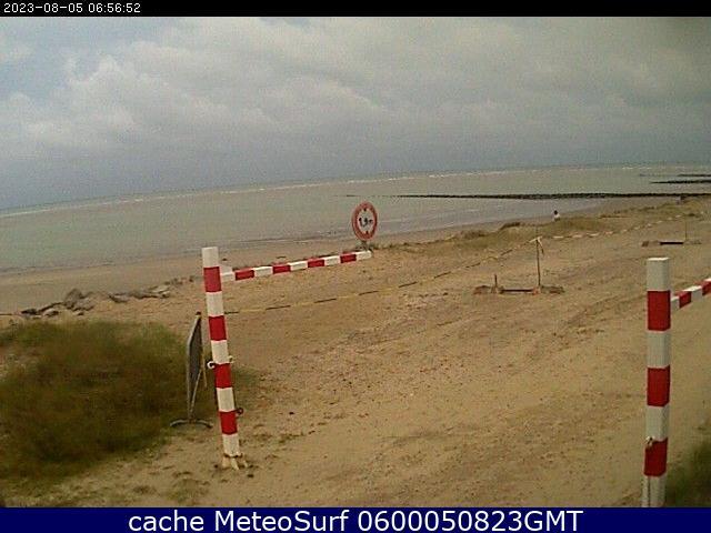 webcam Berck Pas de Calais
