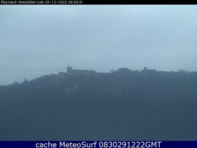 webcam Besançon Doubs