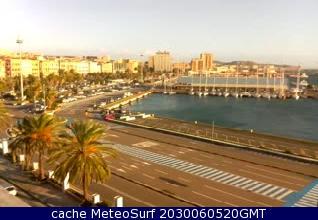 webcam Porto di Cagliari Cagliari