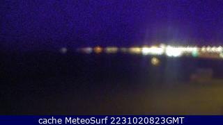 webcam Canet-en-Rousillon Pyrénées Orientales