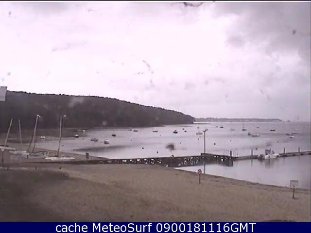 webcam Carcans Port Gironde